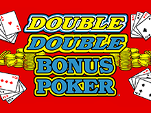 Игровые автоматы Double Double Bonus Poker в казино