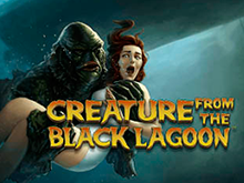 Creature From The Black Lagoon игровой автомат от Netent