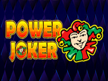 Power Joker играть онлайн